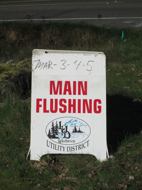 Main Flushing  Street Sign