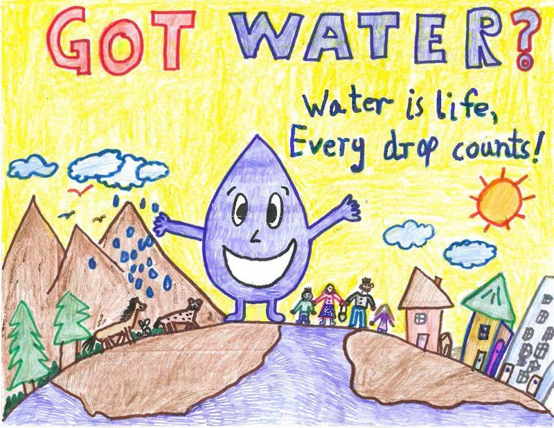 water conservation activities community events lakehaven water